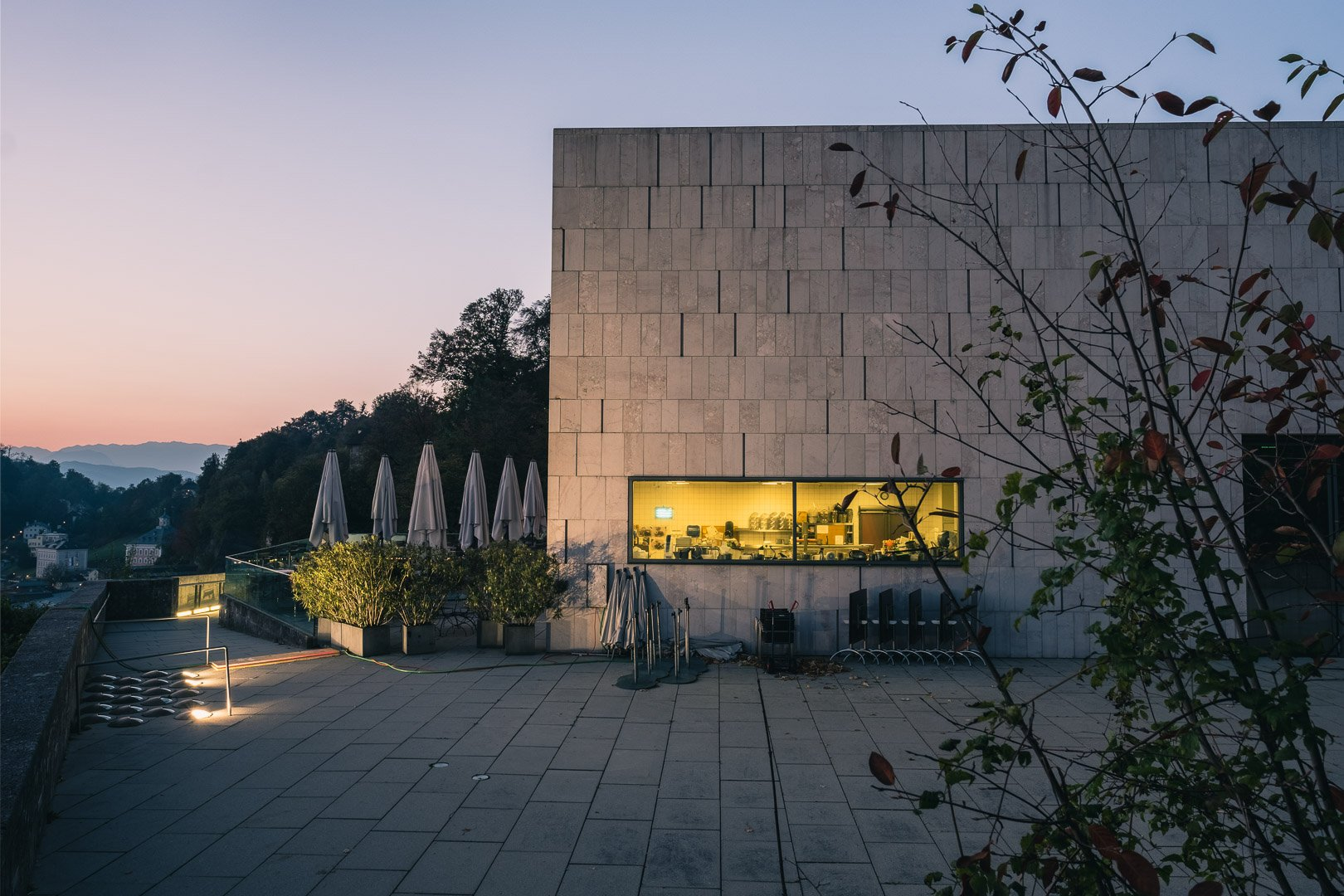 Museum of Modern Art in Salzburg