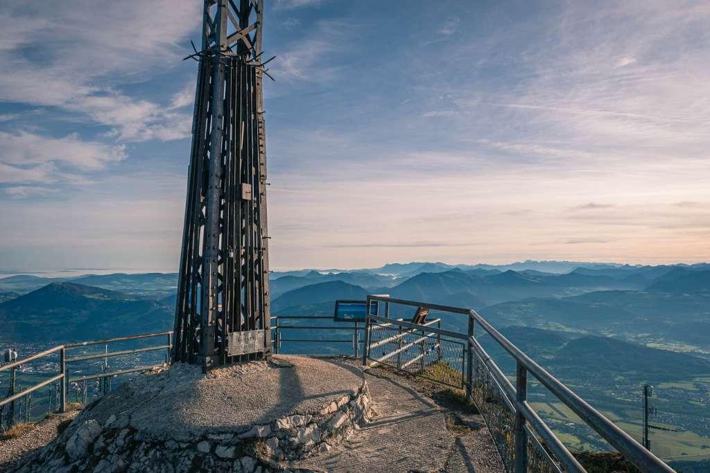Geiereck auf dem Untersberg