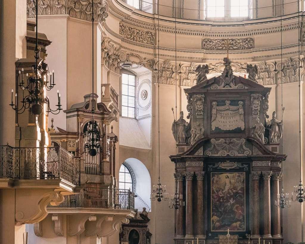 Orgeln des Salzburger Domes