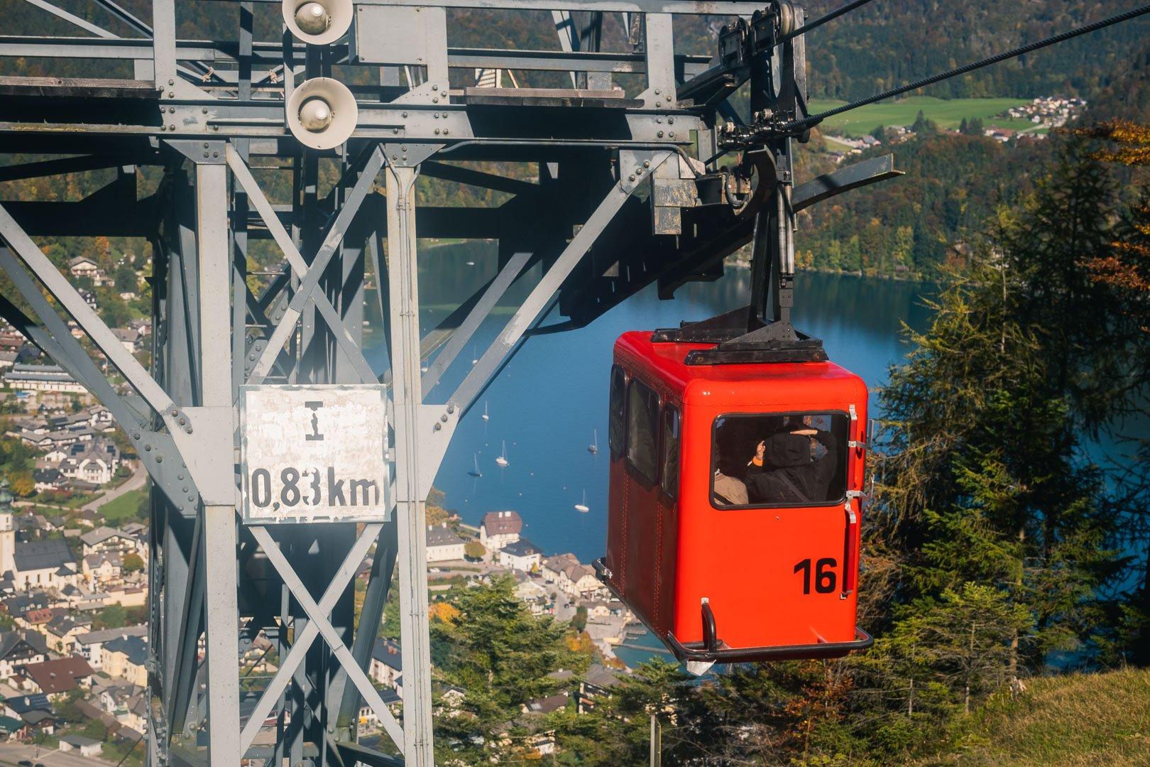 Rote Zwölferhornbahn