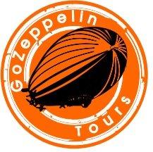 Go Zeppelin Tours Budapest Logo