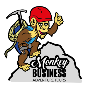 Monkey Business Tours Logo