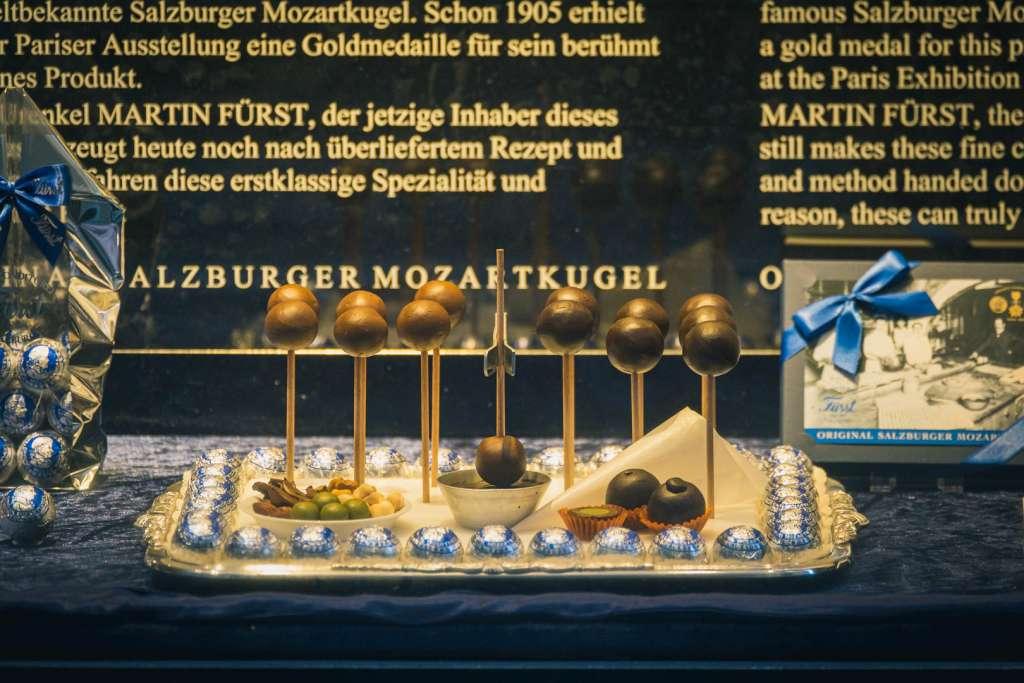 Handmade Salzburg Mozart Balls