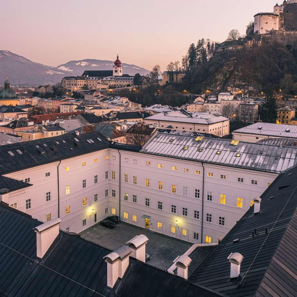 New Residence Salzburg