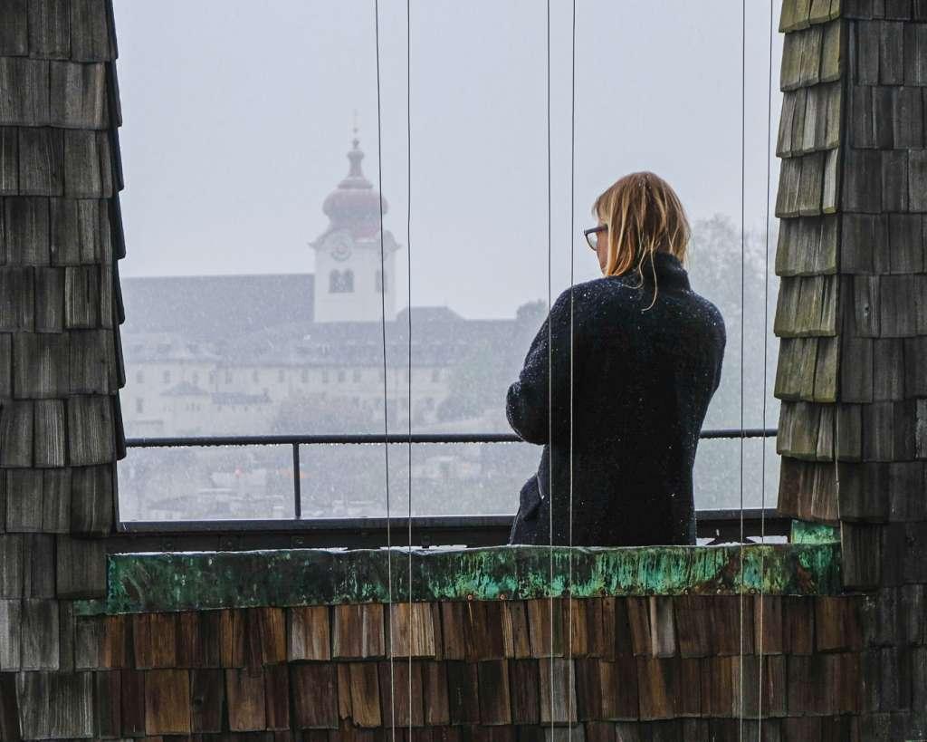 Glockenturm in Salzburg