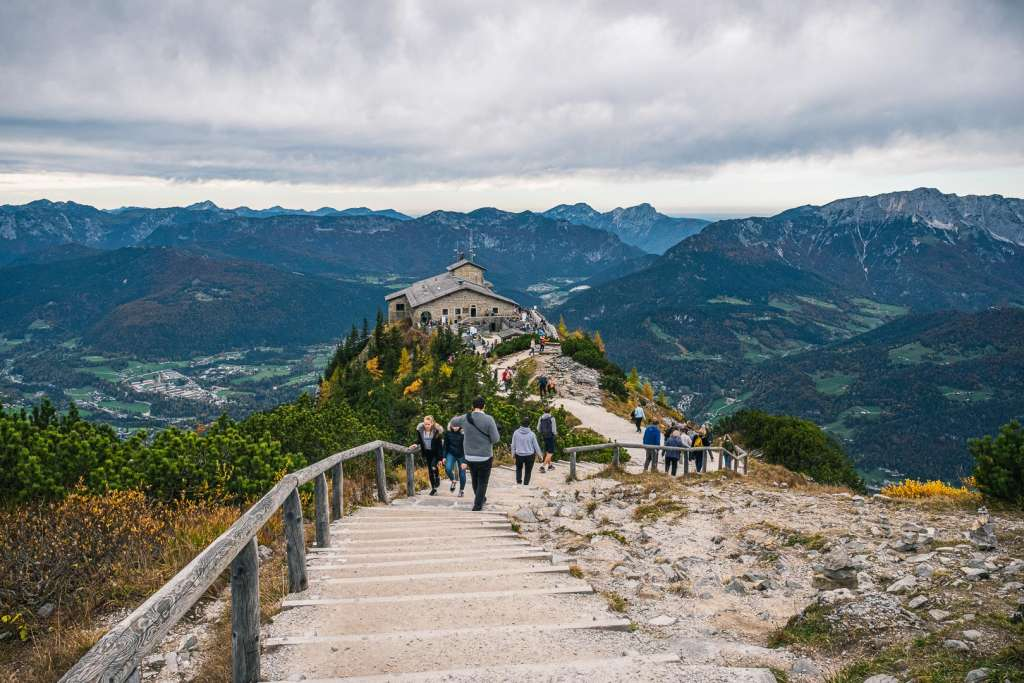 Day Trip from Salzburg to the Eagles Nest