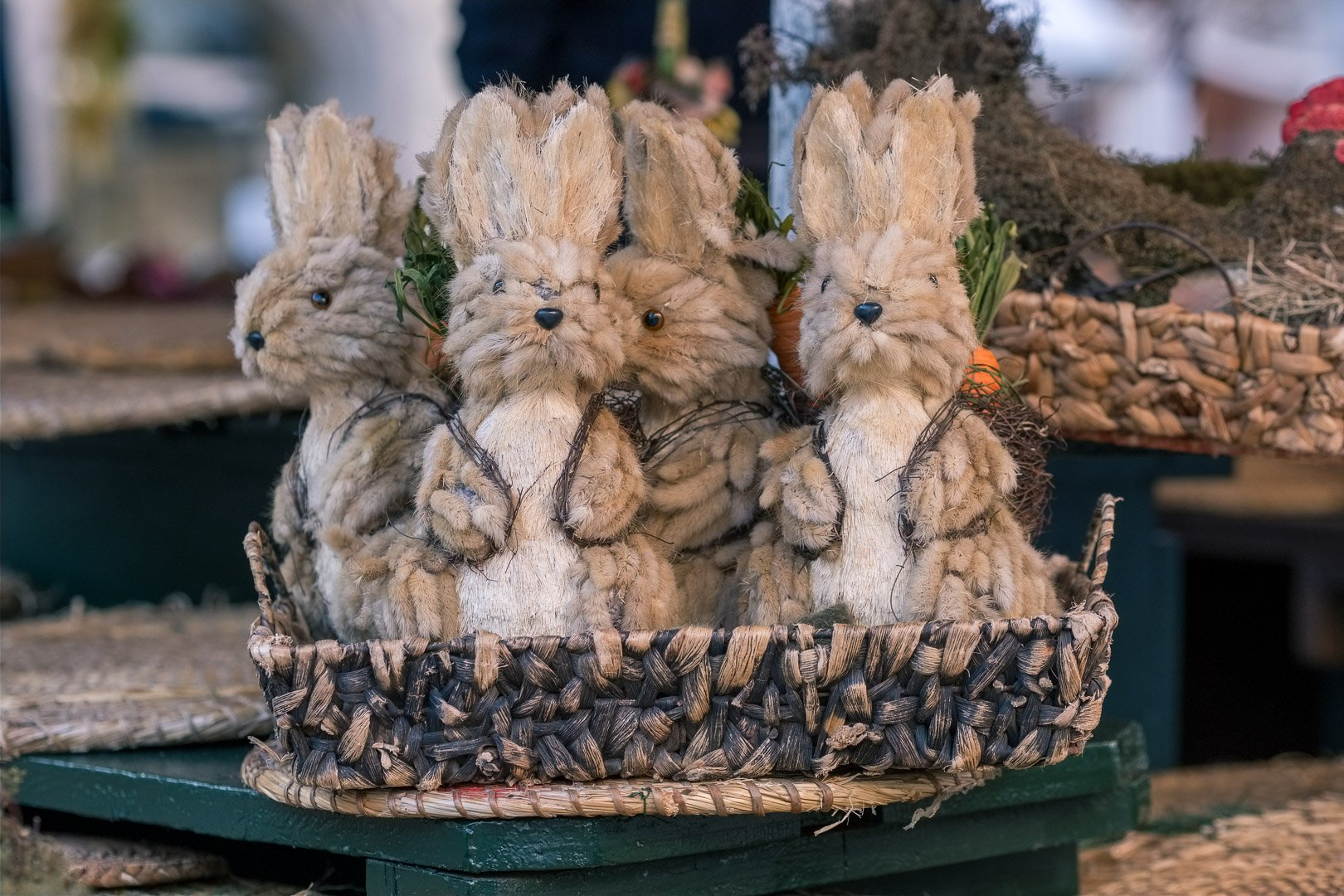 Easter Bunnies in Austria