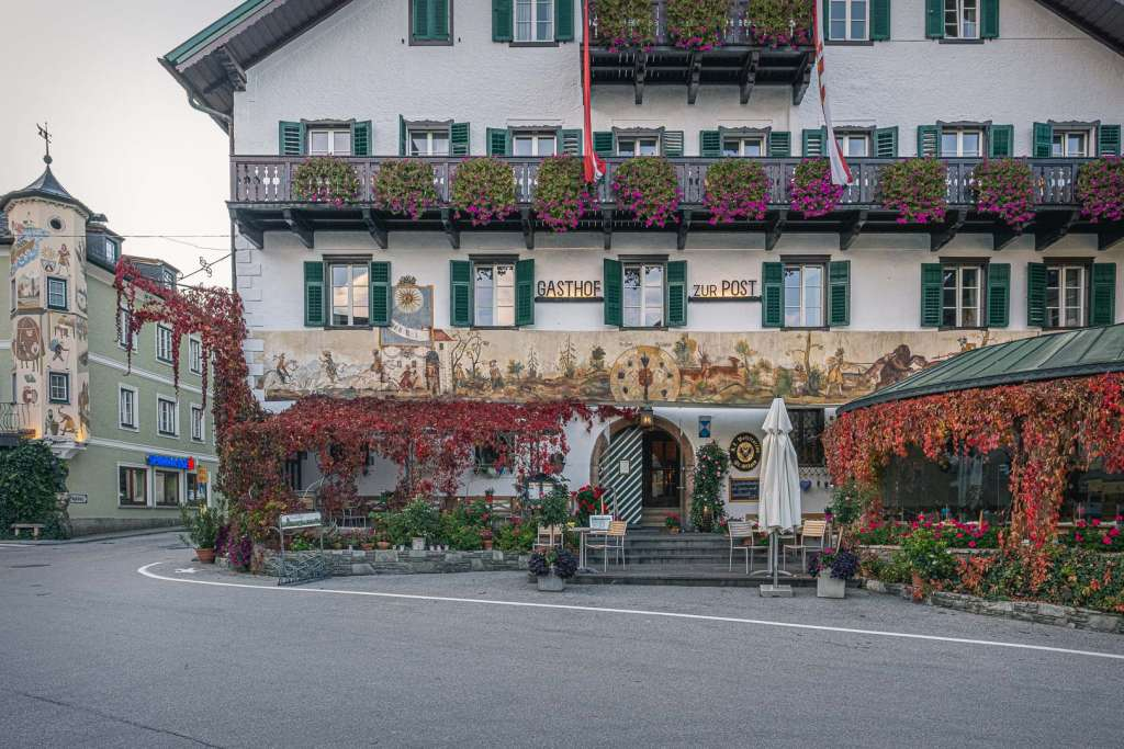 Hotel Gasthof zur Post in St. Gilgen