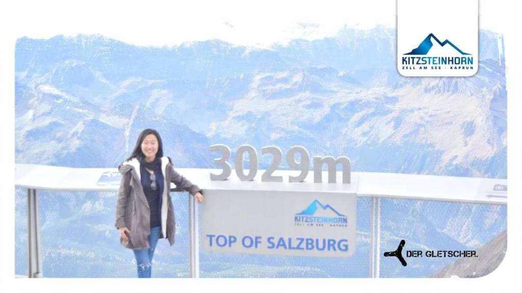 Photo Spot on the Top of Salzburg