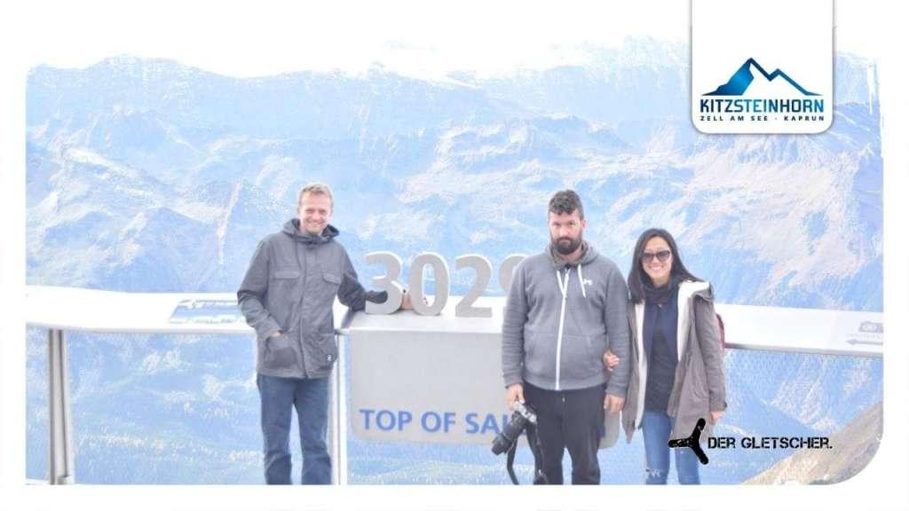 Day Trip from Salzburg to Kitzsteinhorn
