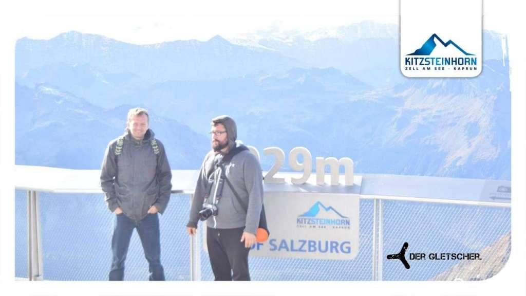 Trip to Kitzsteinhorn from Salzburg