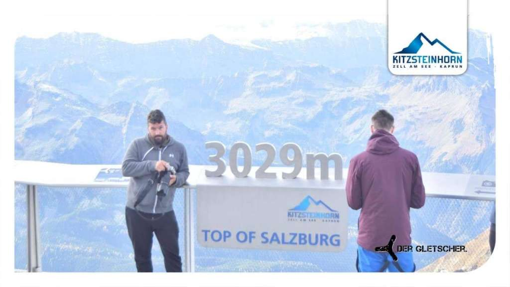The Top of Salzburg Photospot