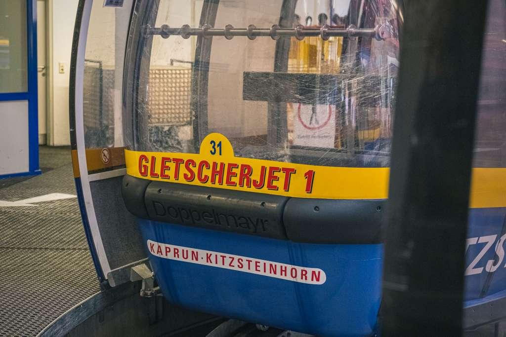 Gletscherjet 1 Cable Car