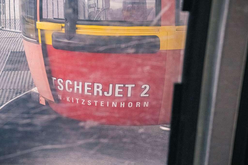 Cable Car Gletscherjet 2 to Kitzsteinhorn