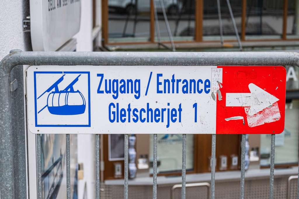 Gletscherjet 1 to Kitzsteinhorn