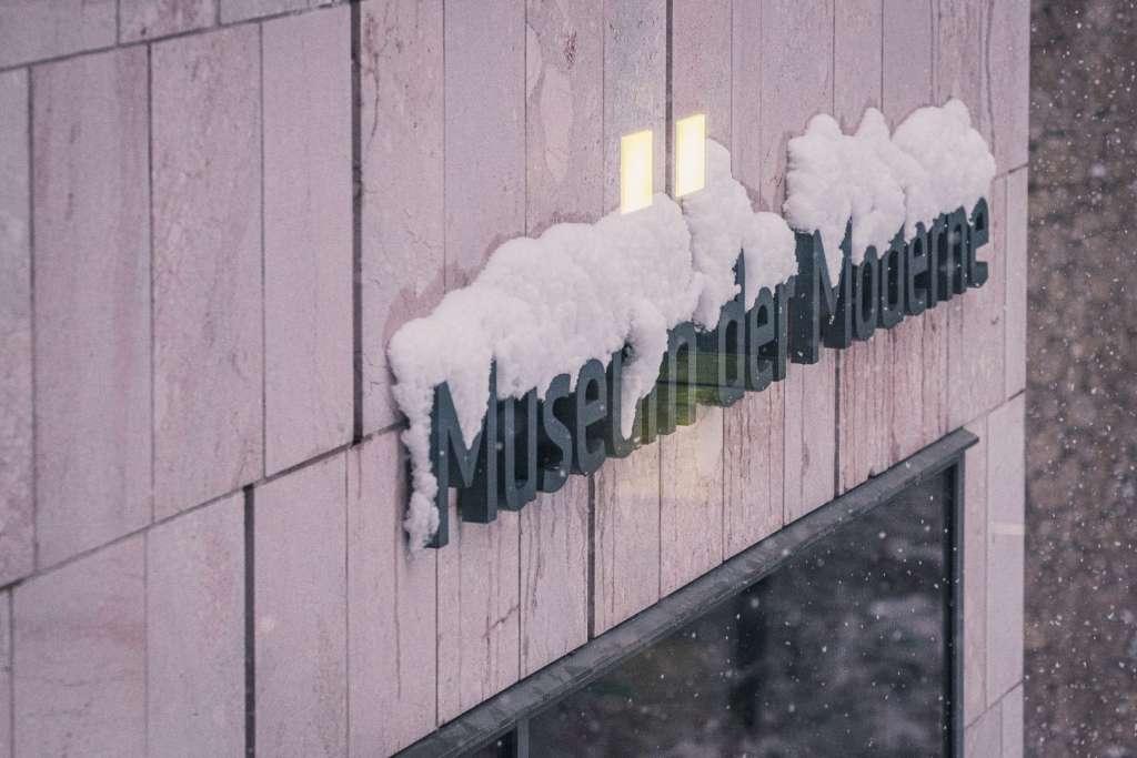 Logo des Museums der Moderne Salzburg