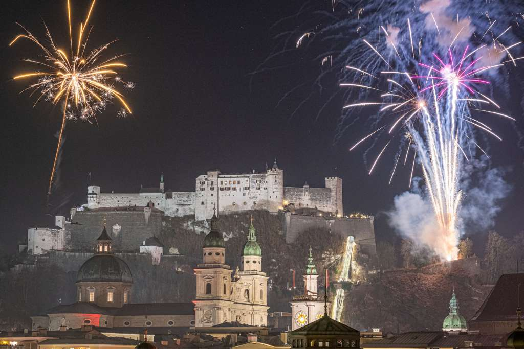 New Years Holiday in Salzburg