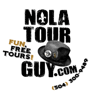 Nola Tour Guy Logo