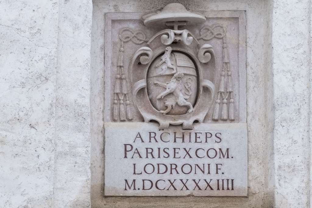 Paris Lodron Coat of Arms