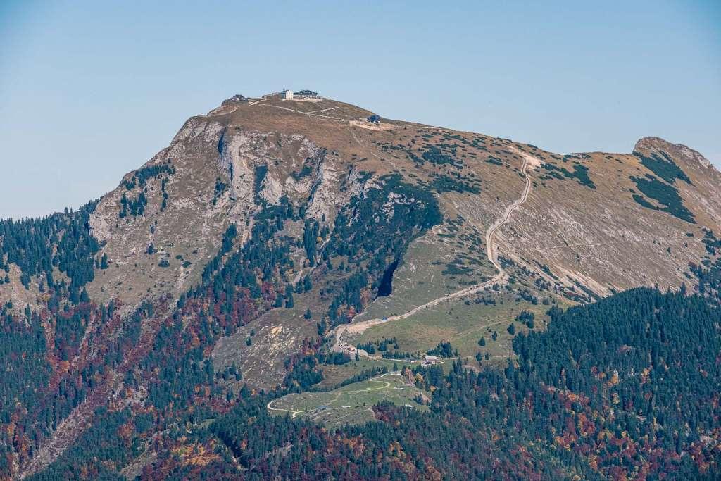 Schafberg and the Schafbergbahn