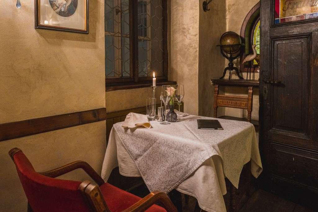 Eulenspiegel Restaurant in Getreidegasse
