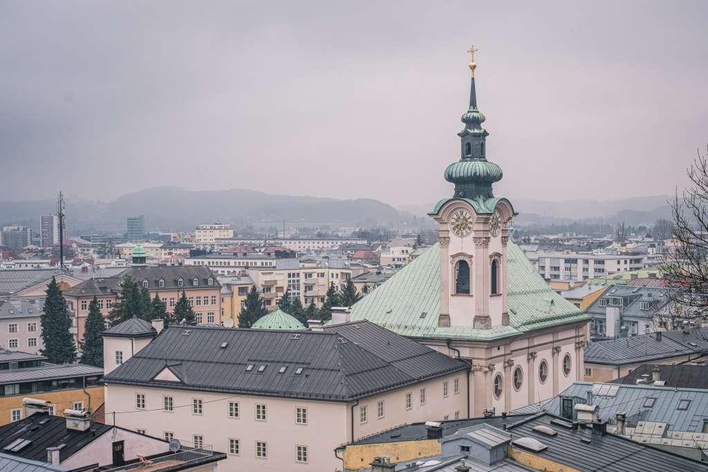 Saint Sebastians Church