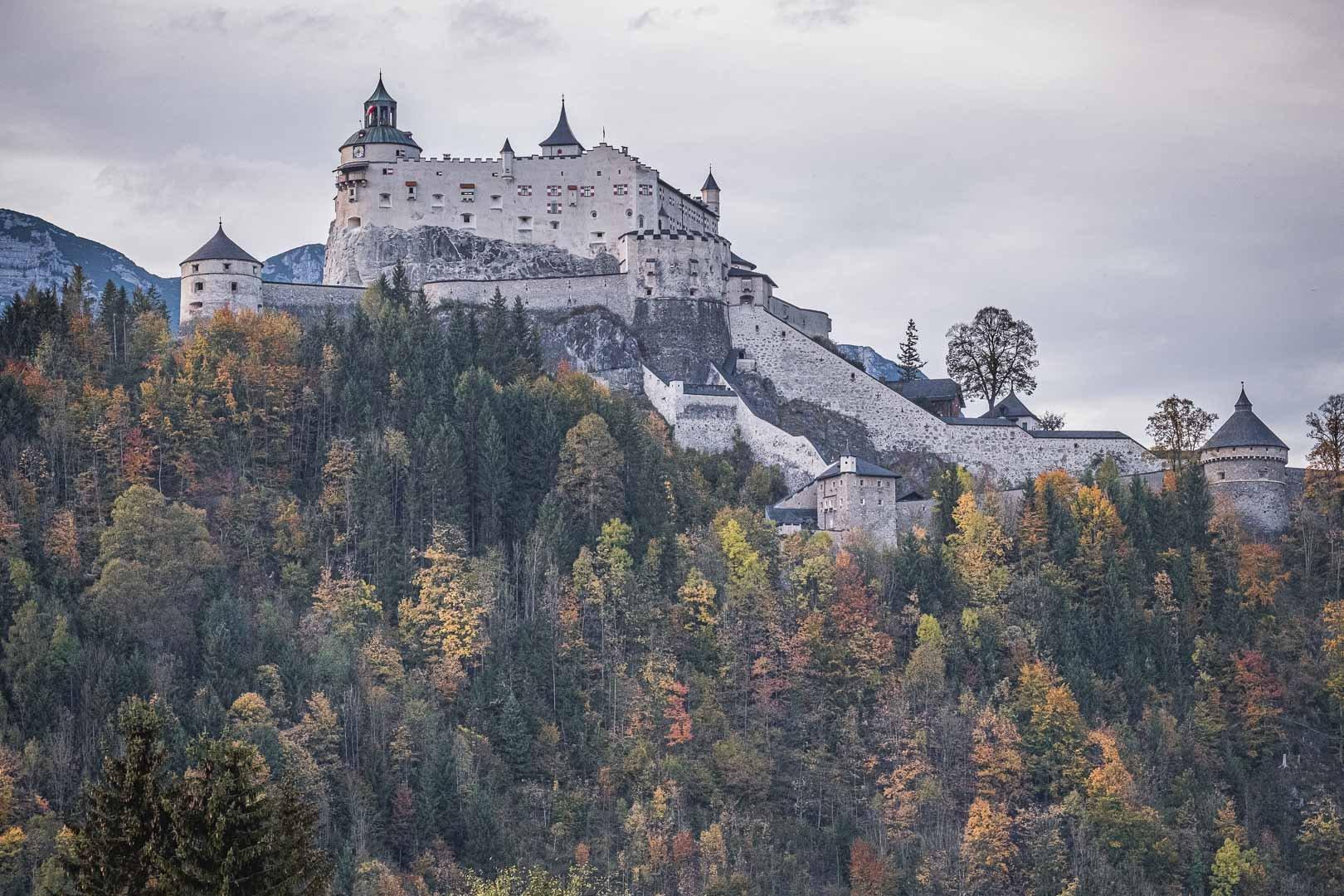 Hohenwerfen Fortress