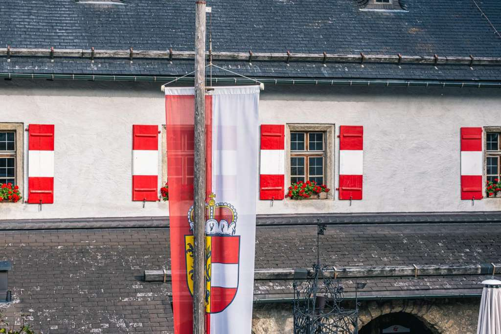 Fortress in Werfen