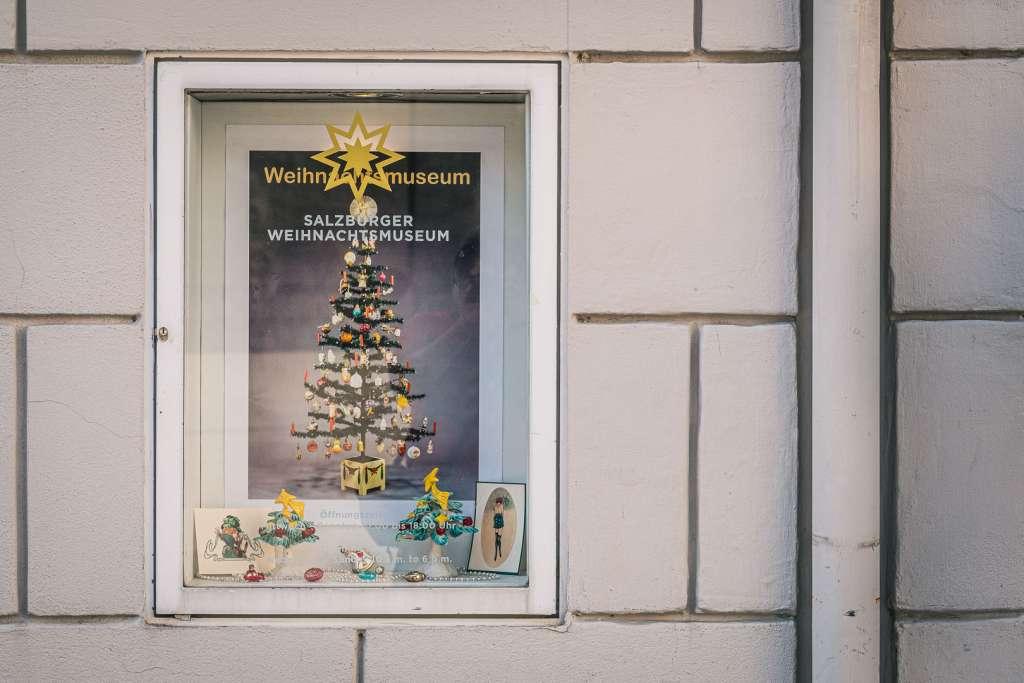 Christmas Museum in Salzburg