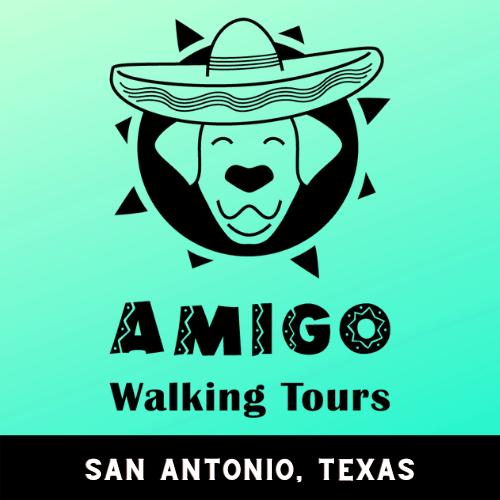 Amigo Free Walking Tours Logo