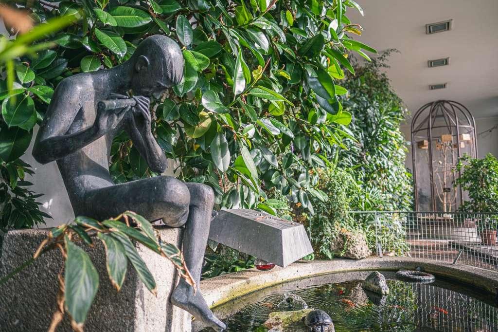 Salzburg Mirabell Garden Palm House