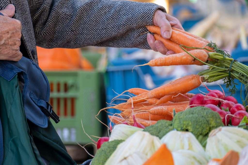 Schranne Farmers Market Salzburg