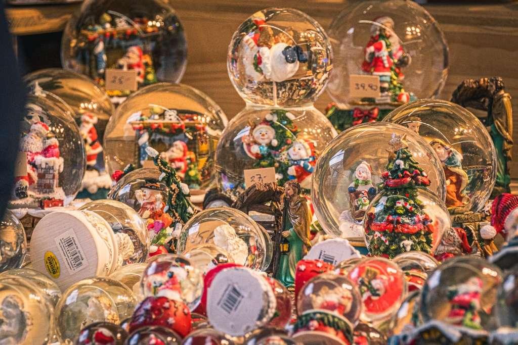 Snow Globe Souvenir at Salzburg Christmas Market