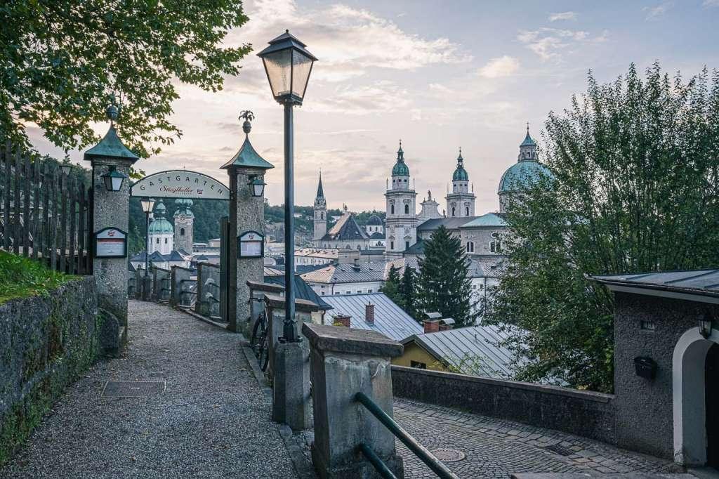 Stieglkeller Salzburg Festungsgasse