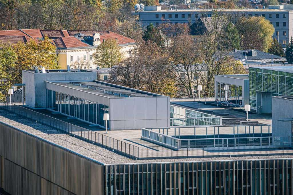 Unipark Salzburg Terrace Nonntal