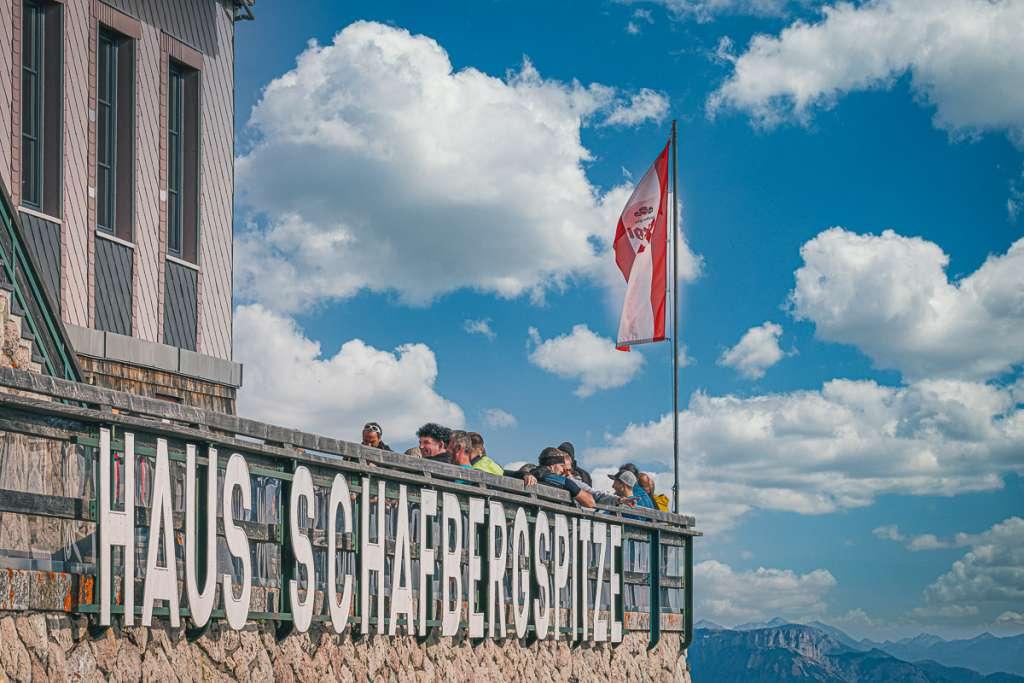 Haus Schafbergspitze Hotel