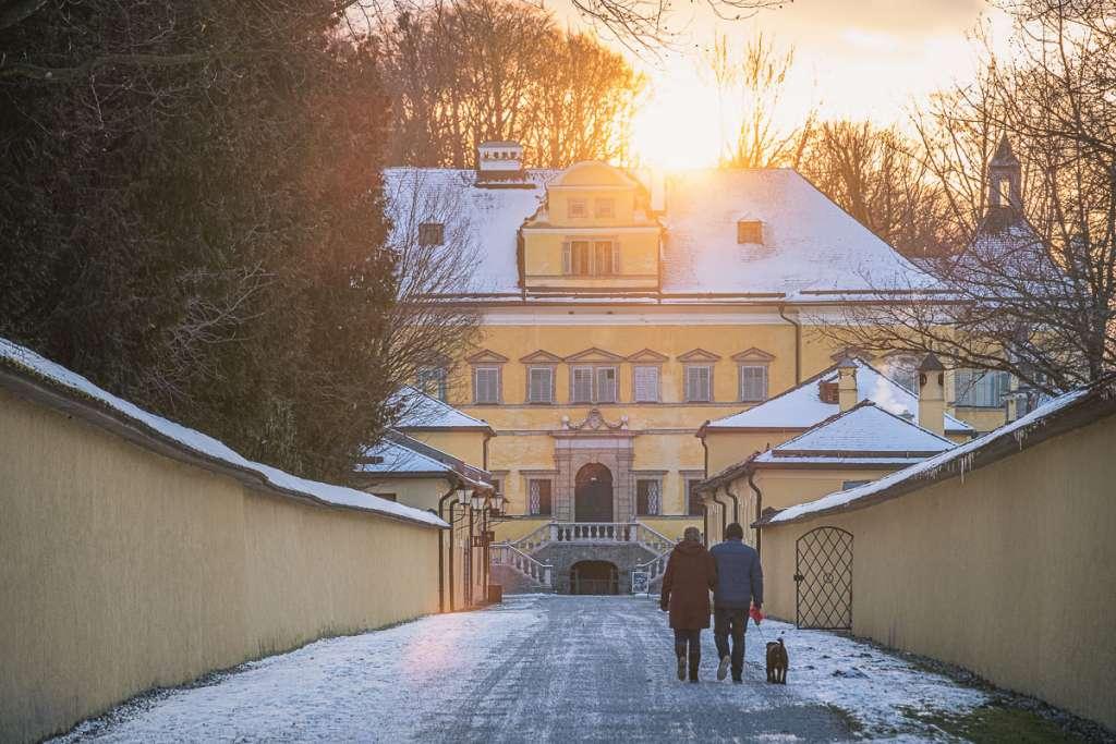 Hellbrunn Castle and Park