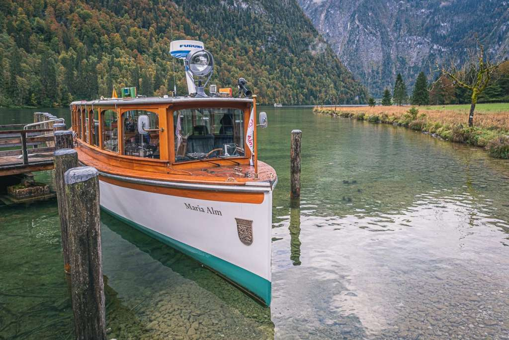 Königssee Boat Tour
