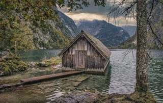 Mountain Lake Cottage Obersee Berchtesgaden