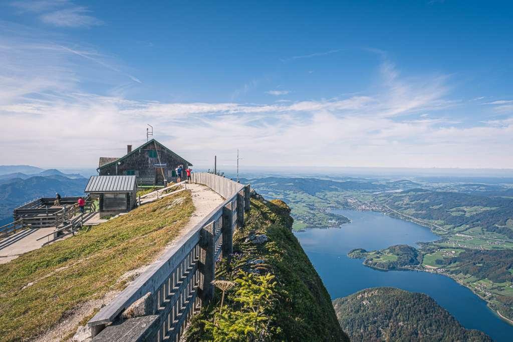Schafbergbahn Mountain Lake District