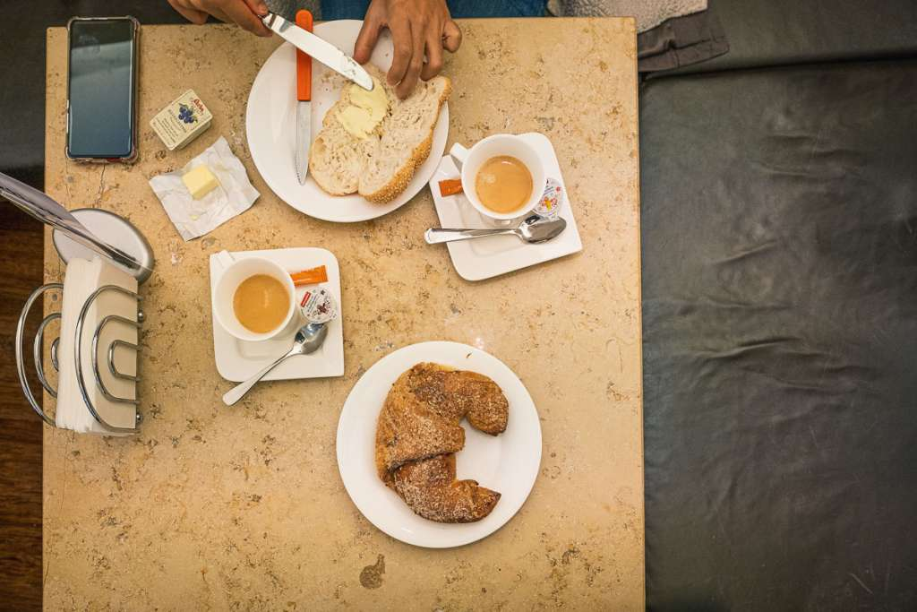 Traditional Breakfast in Salzburg