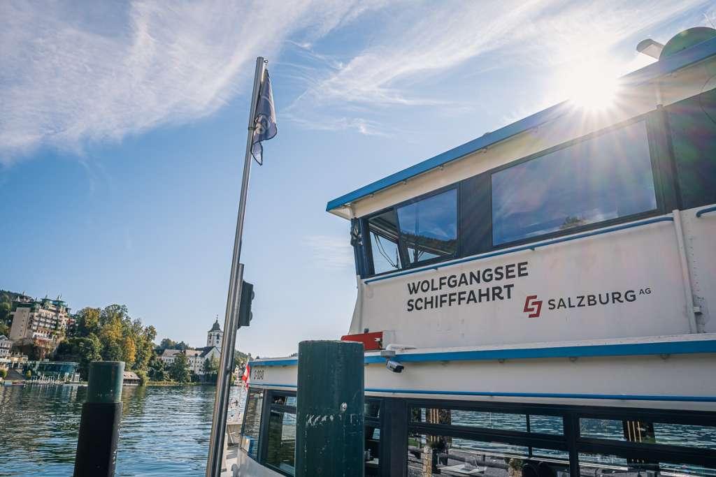 Wolfgangsee Schifffahrt Salzburg Ag