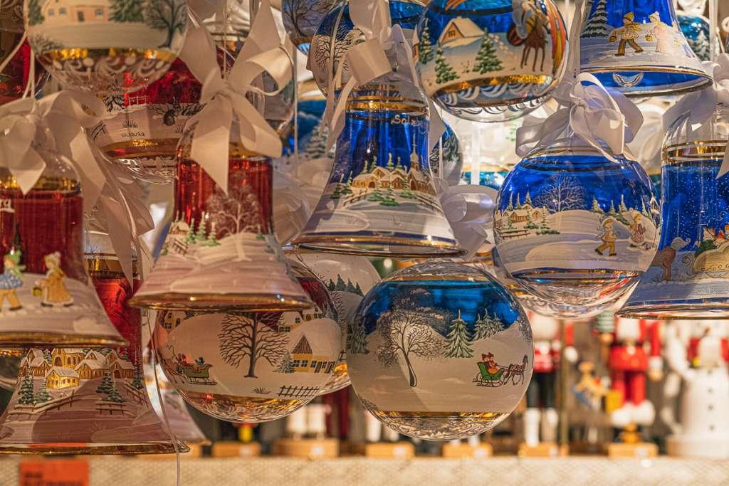 Christmas Decoration in Salzburg