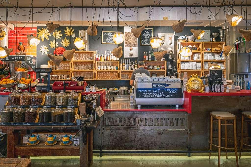 Kaffeewerkstatt St Wolfgang